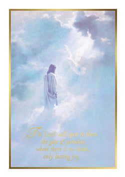 The Gate of Paradise Mass Cards FQMU484