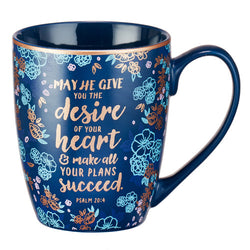 Desire of Your Heart Coffee Mug- GCMUG478