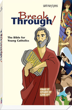 Breakthrough! The Bible for Young Catholics (Hardcover - Revised Edition) - WR4144