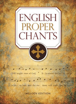 English Proper Chants - NN4810