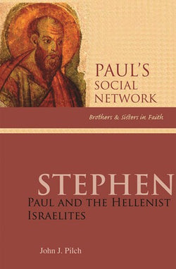 Stephen -Paul and the Hellenist Israelites - NN52299