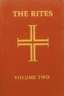The Rites of the Catholic Church: Volume Two - NN60379