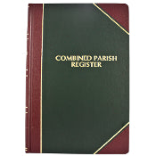 Church Register Books - Standard Edition - Combined Register - OA12