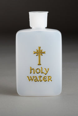 Holy Water Bottle - 4 oz - LAPL306