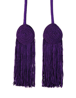 Purple Priest Tassel Cincture - VL9007