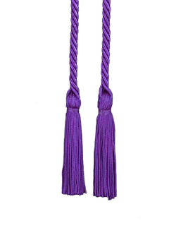 Purple Altar Server Tassel Cincture - VL9013