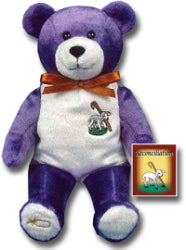 Reconciliation Bear - TXREC01