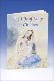The Life of Mary for Children-GFRG10353
