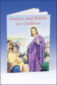 Prayers and Beliefs for Children-GFRG10358