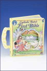 Catholic Baby's First Bible-GFRG10410