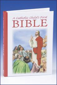 A Catholic Child's First Bible-GFRG14000