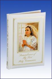 Remembrance of My First Holy Communion Blessings-Girl-GFRG1525135