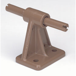Pew Kneeler Center Bracket without Rubber Stop-RU-CC