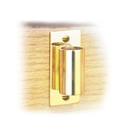 Pew Bracket Sold Brass - EURW2121