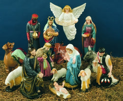 Nativity Scene (Full Set) WJSA3600C