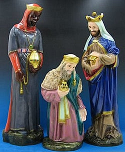 Three Kings (Set of Three) WJSA3656C