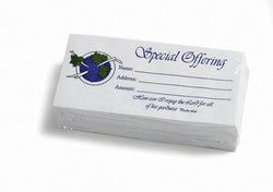Special Offering Envelopes - MA74565