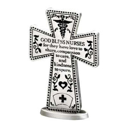 Nurse Standing Message Cross- GESQP112