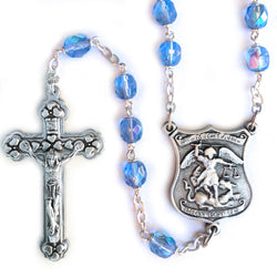 Saint Michael/Police Rosary - Saint Michael/Police Rosary - WOSR4016JC