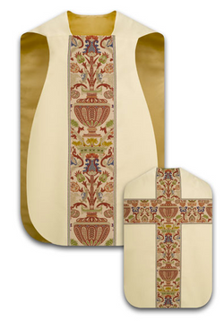 Gothic Chasuble-WN299-2749