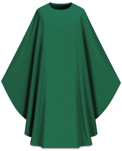 ASSISI Chasuble (Green) - WN701003