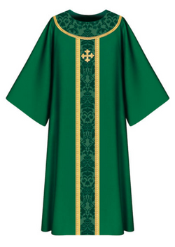 Dalmatic - Green - WN7-3358