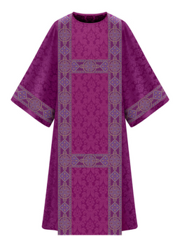 Dalmatic - Purple - WN7-5290