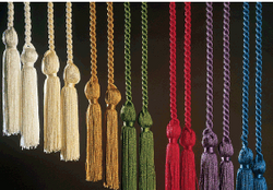 "Cinctures with Tassel -  147"" Length - WN703-0"