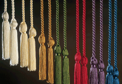 "Cinctures with Tassel - 81"" Length - WN703-1"