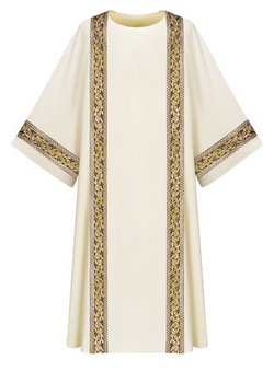 Dalmatic - White - WN7-3120