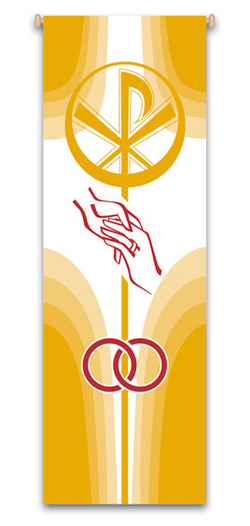 Sacraments of Wedding Banner - WN7124