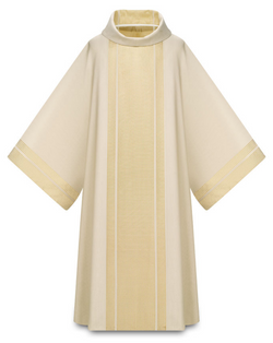 Dalmatic - White - WN7-5175