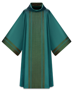 Dalmatic - Green - WN7-5175