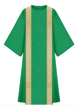 Dalmatic - Green - WN7-5177