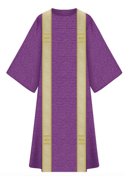 Dalmatic - Purple - WN7-5177