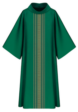 Dalmatic - Green - WN7-3111