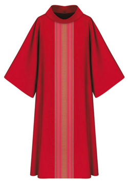 Dalmatic - Red - WN7-3111
