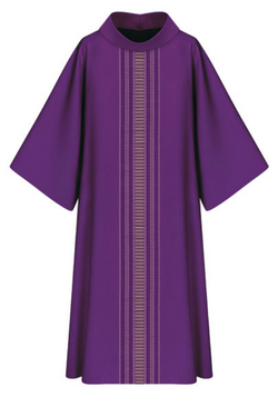 Dalmatic - Purple - WN7-3111
