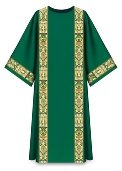 Dalmatic - Green - WN7-2749