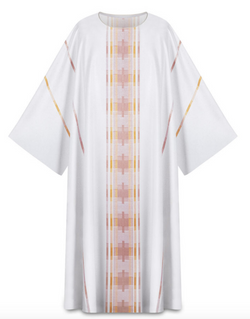 Dalmatic - White - WN7-3160