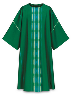 Dalmatic - Green - WN7-3160