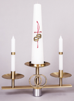 Wedding Candle Stand adapter - QF50W50