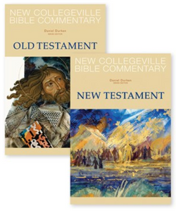 New Collegeville Bible Commentary Two-Volume Old and New Testament Set - NN4740