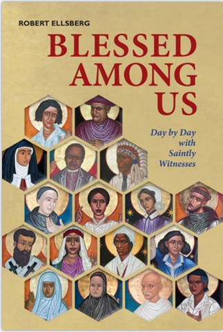 Blessed Among Us Day by Day with Saintly Witnesses - NN4721