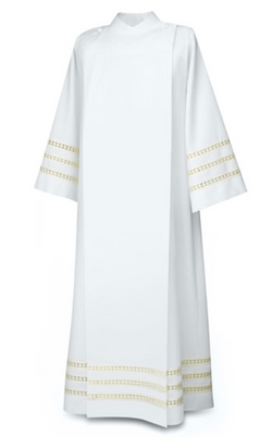 Priest Alb in Greco - WN73-LG