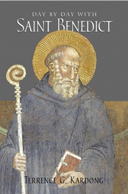 Day by Day with Saint Benedict - NN3042