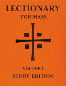 Lectionary for Mass Volume I (Sundays): Study Edition - NN2588