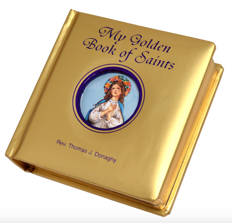 My Golden Book of Saints - GF45597