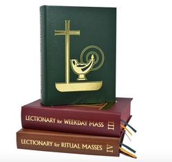 Lectionary - Weekday Mass (Set of 3 - Pulpit) - GF95S