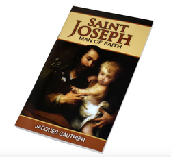 Saint Joseph: Man of Faith - GF7204